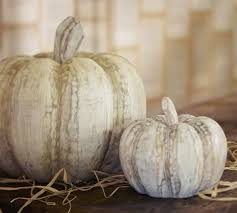 White Washed Pumpkins as an Event Decoration in Dallas